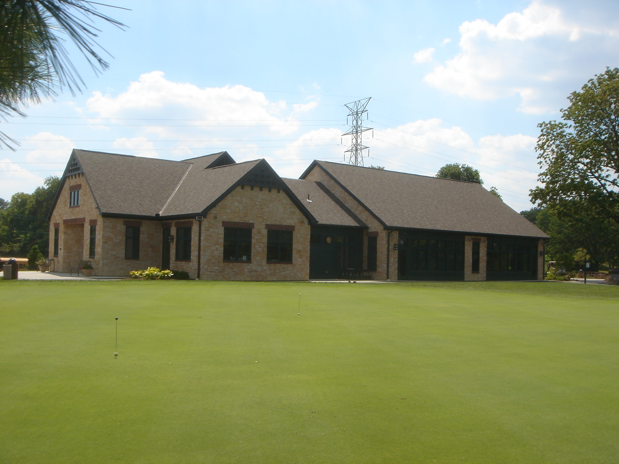 Fairfield Greens Clubhouse