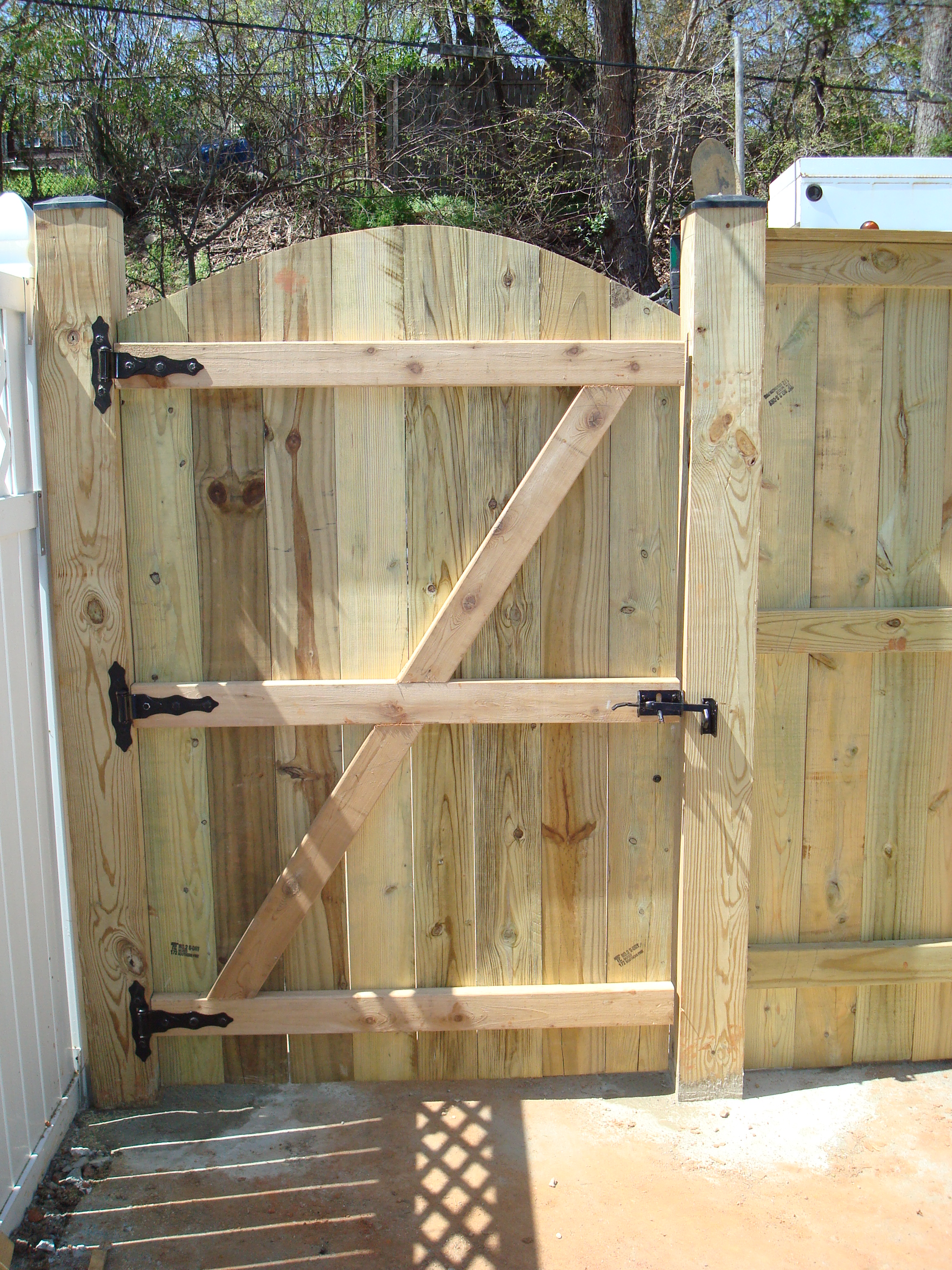 Gate Framing