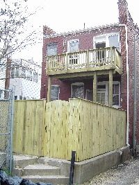 Fence and Decks