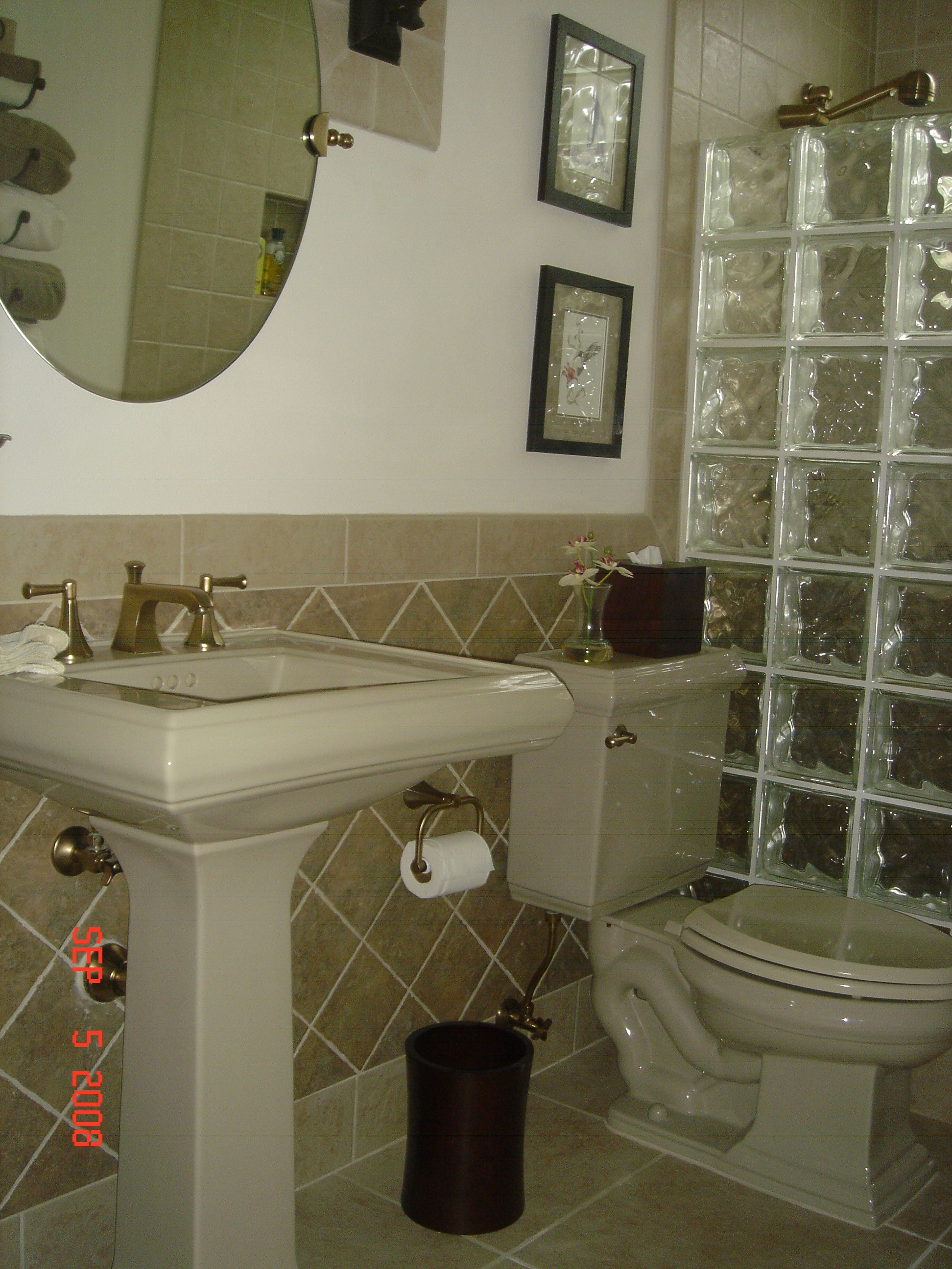 Tile design solutions orlando fl 32803 angies list for Bathroom remodel 32828