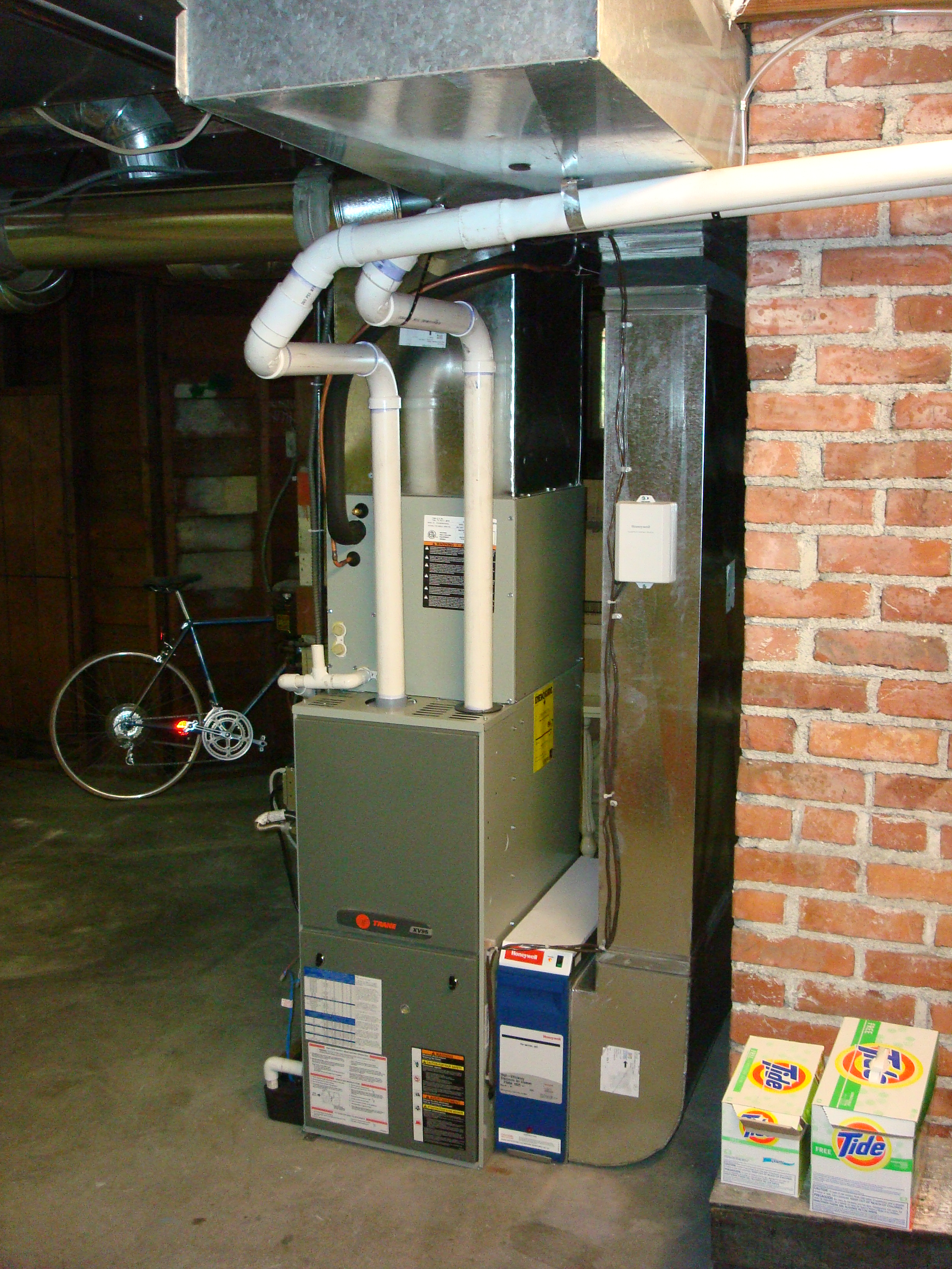 trane furnace high limit switch location  trane  get free