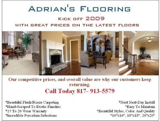 Adrian's Flooring & The Tile Dentist | Fort Worth, TX ...
