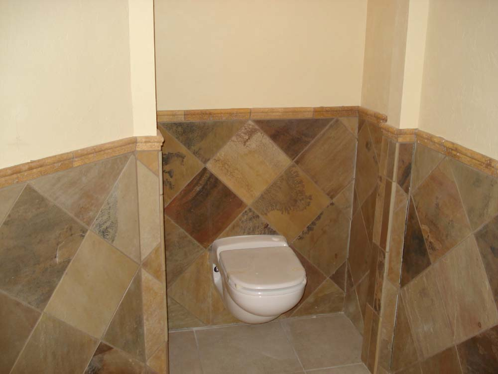 TOP QUALITY TILE WORK