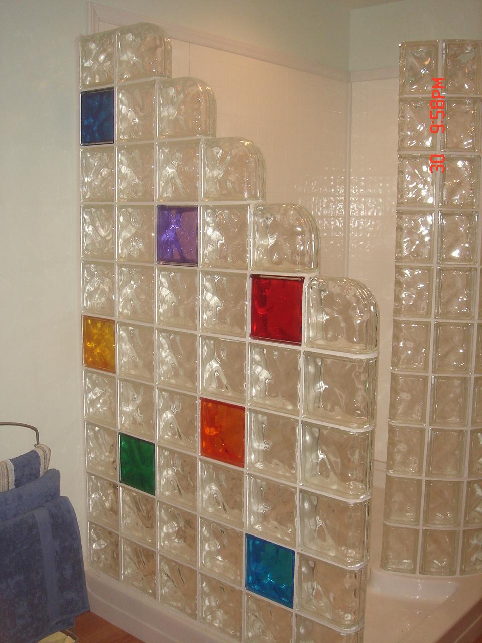 Cleveland glass block windows bath doctor cleveland for Acrylic block window