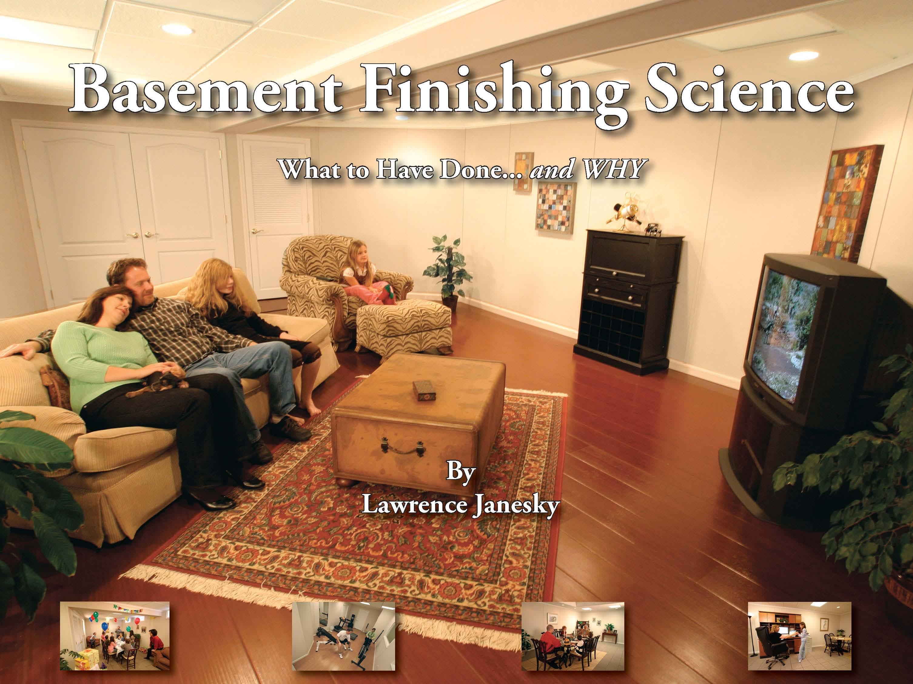 Basement Finishing Science