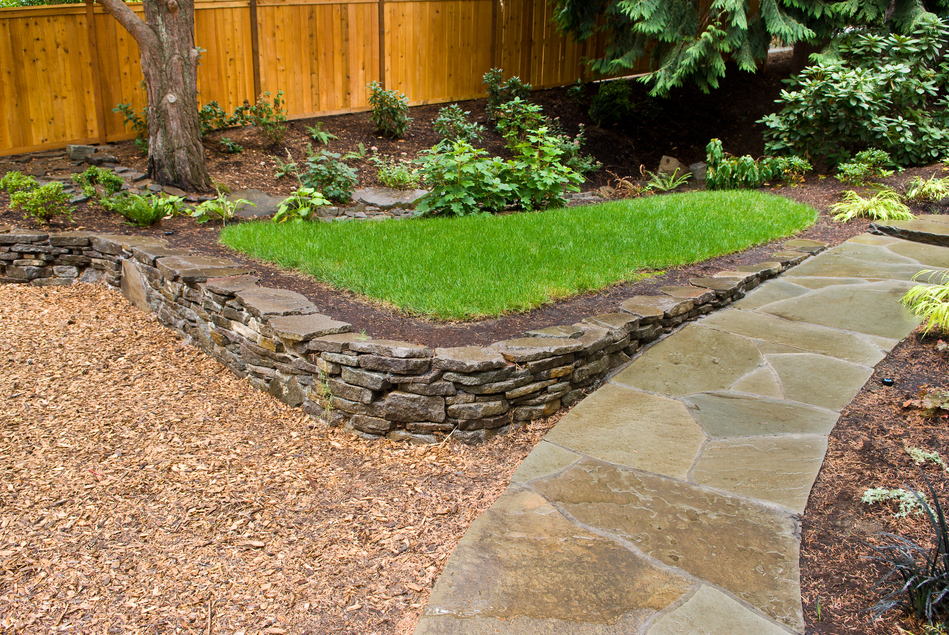 Moss rock landscaping portland or 97223 angie s list