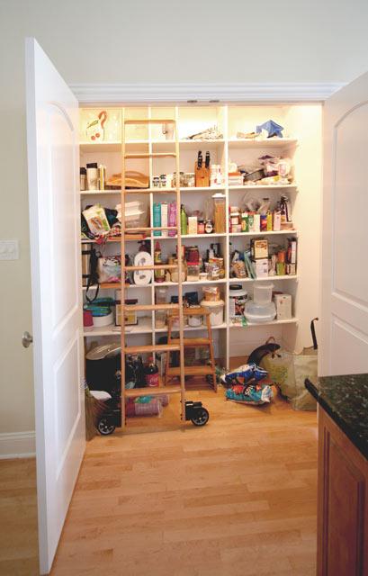 Pantry Built-in
