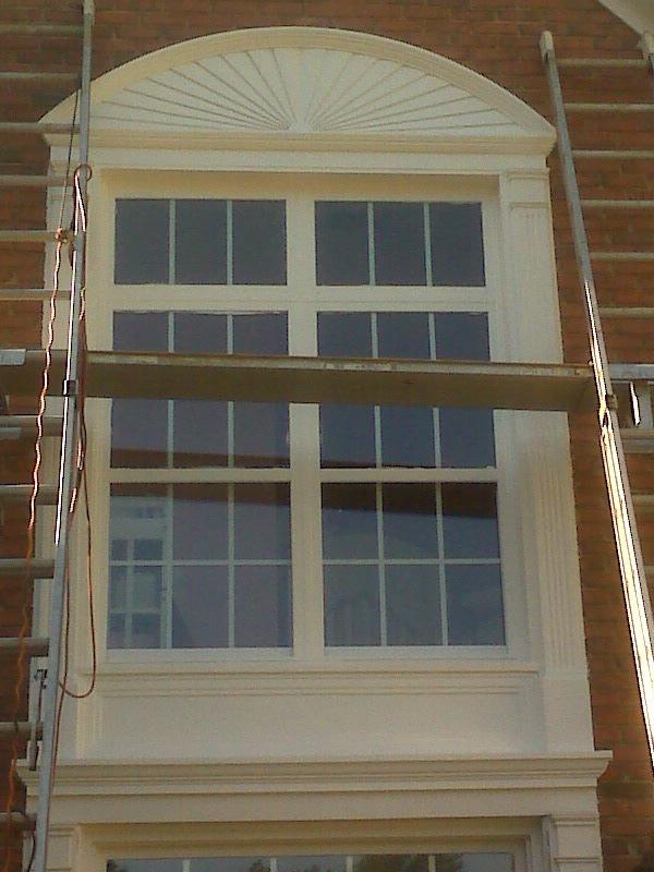 Window Wall Remodel