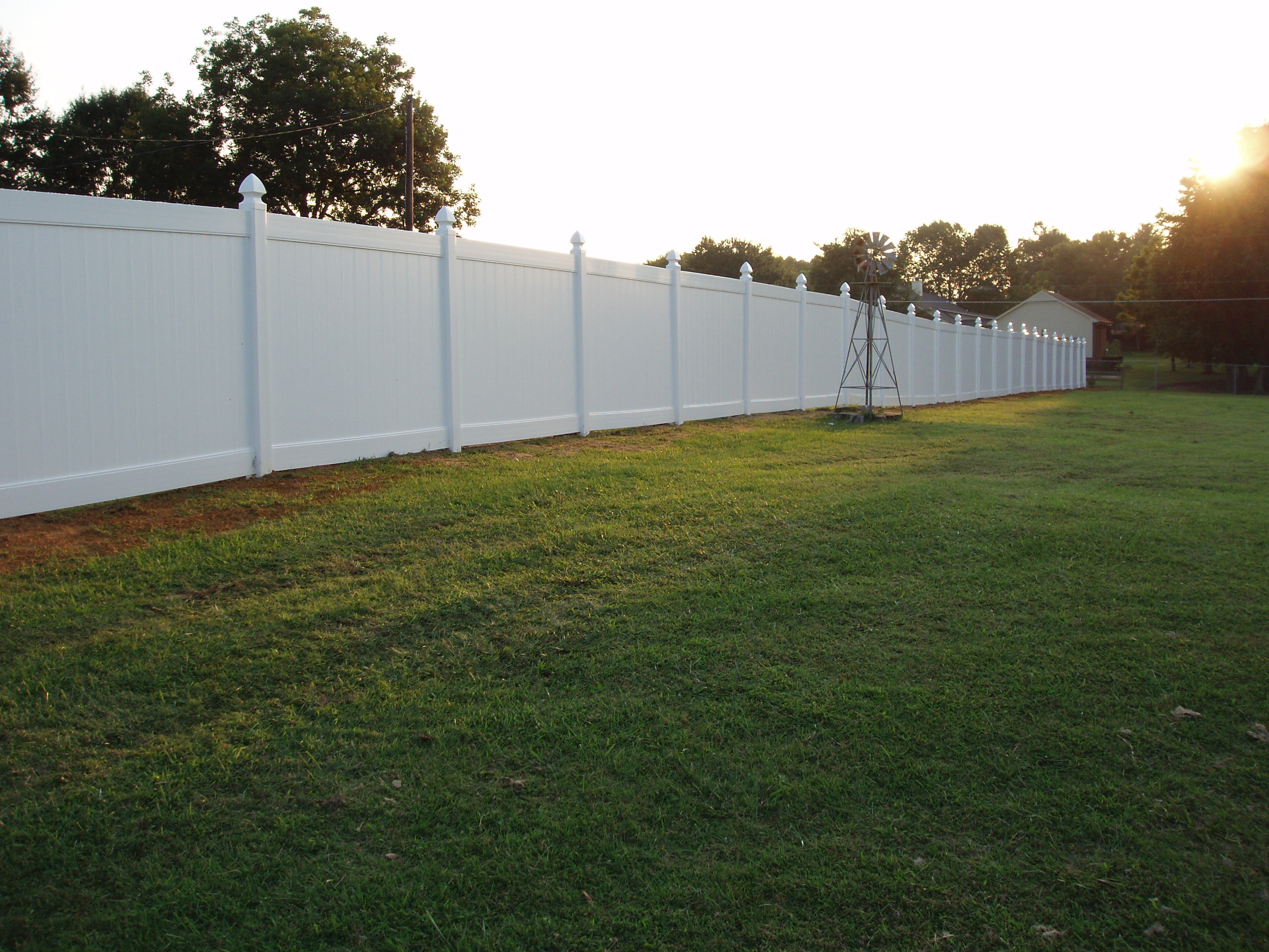Diversified Fence Builders Inc Greensboro Nc 27410 Angies List
