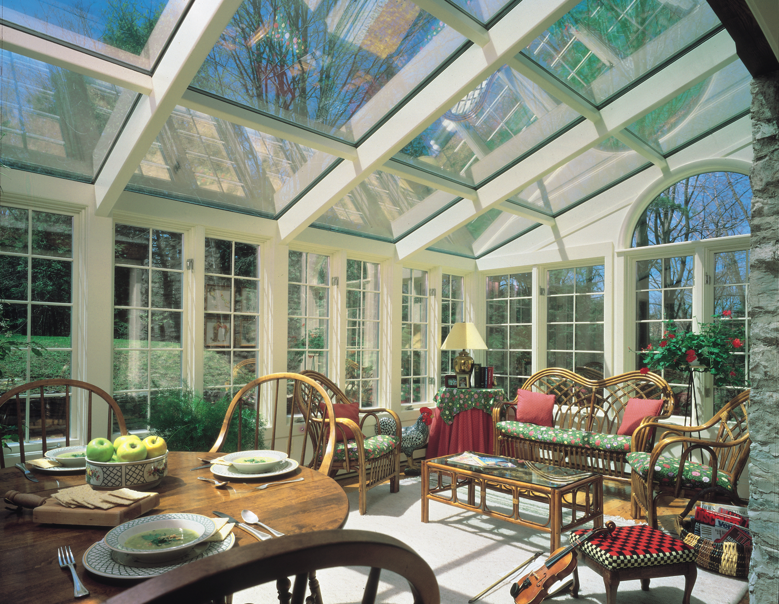 Four seasons sunrooms bondville il 61815 angies list for 4 season room
