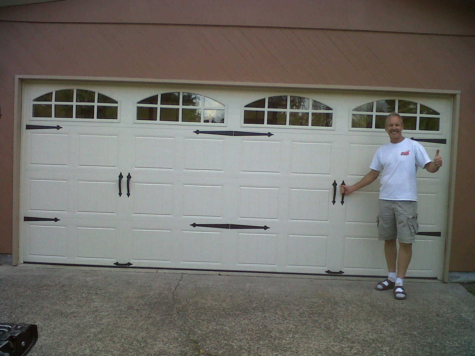 1200 #556376 With Roller Ever Green Garage Doors $ 75 For A Keyless Garage Door  wallpaper Best Deal On Garage Doors 37551600