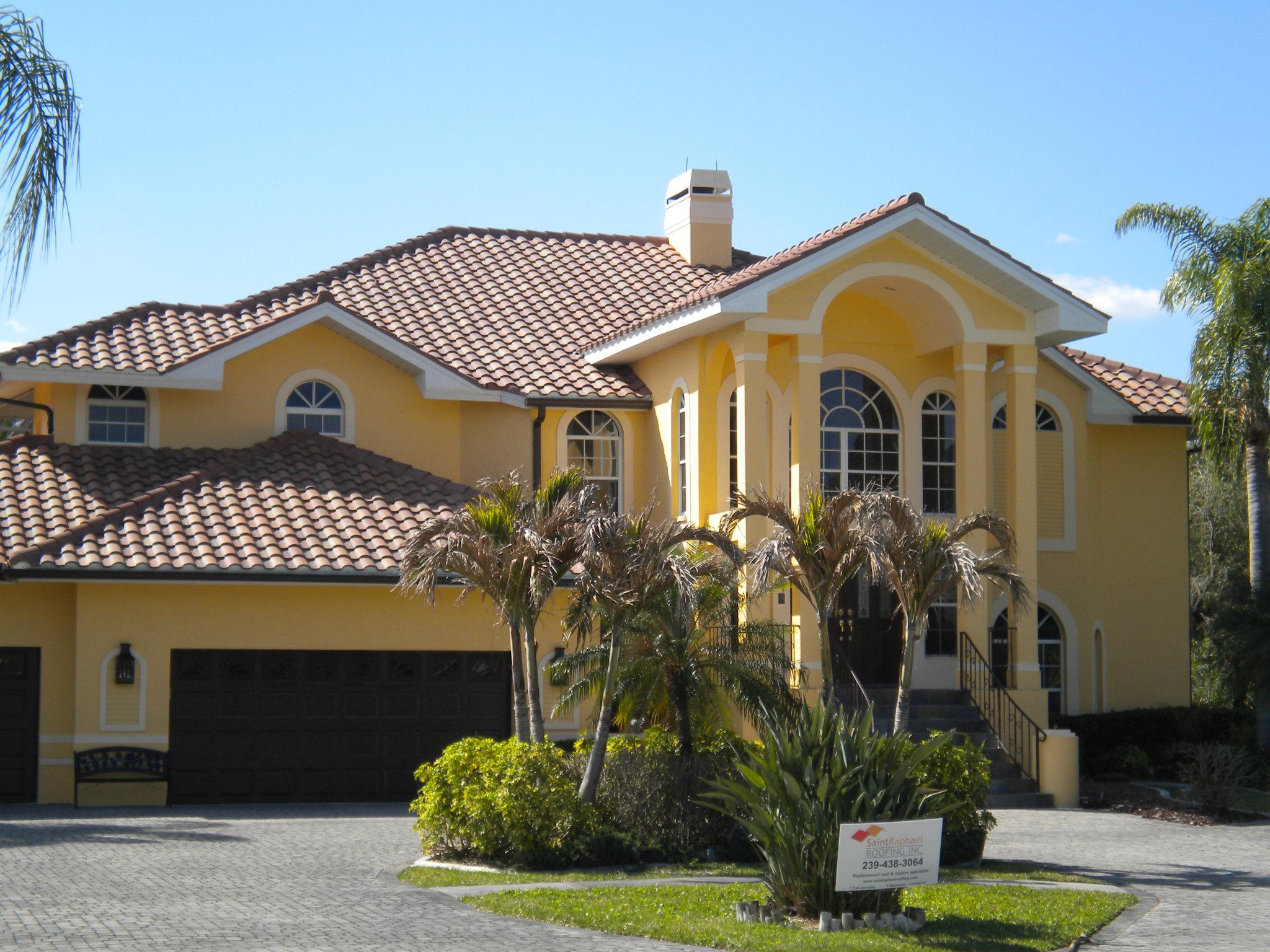 Saint Raphael Roofing Inc Fort Myers Fl 33967 Angies List