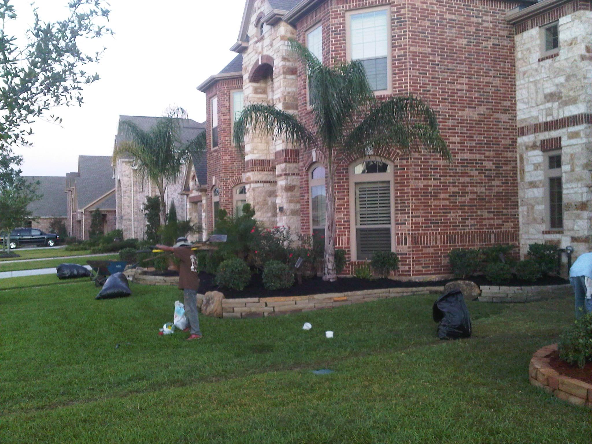 Texas Lawn Care Katy Tx Fb Cffbecb