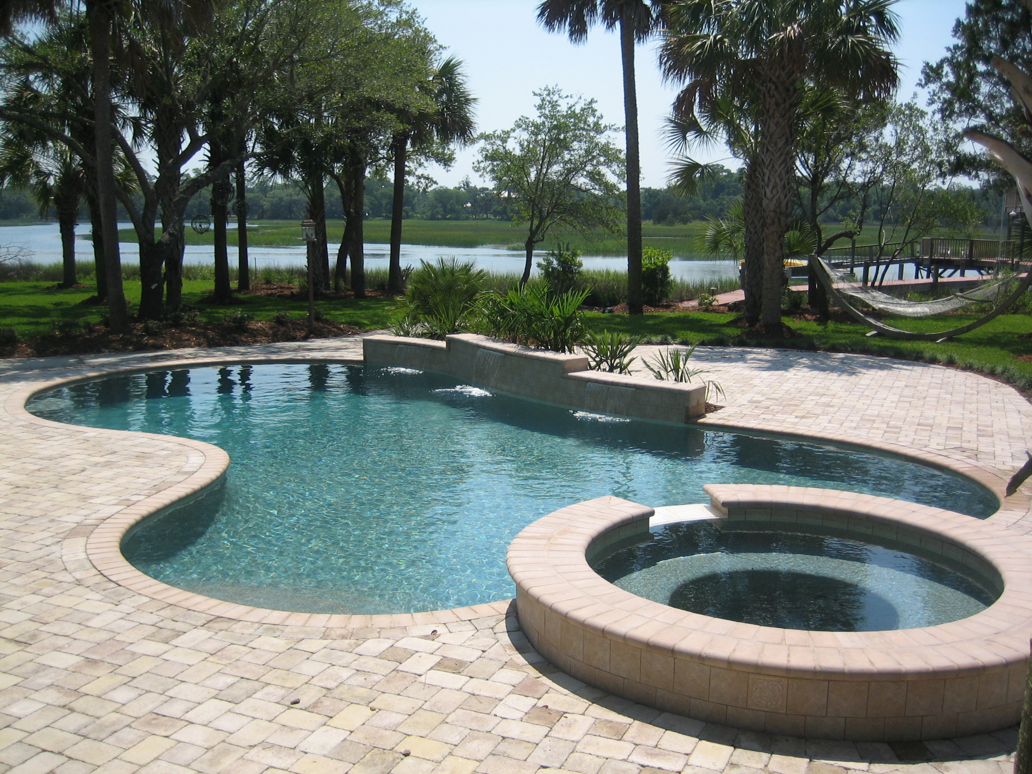 Blue haven pools north charleston sc 29418 angies list for Pool design companies