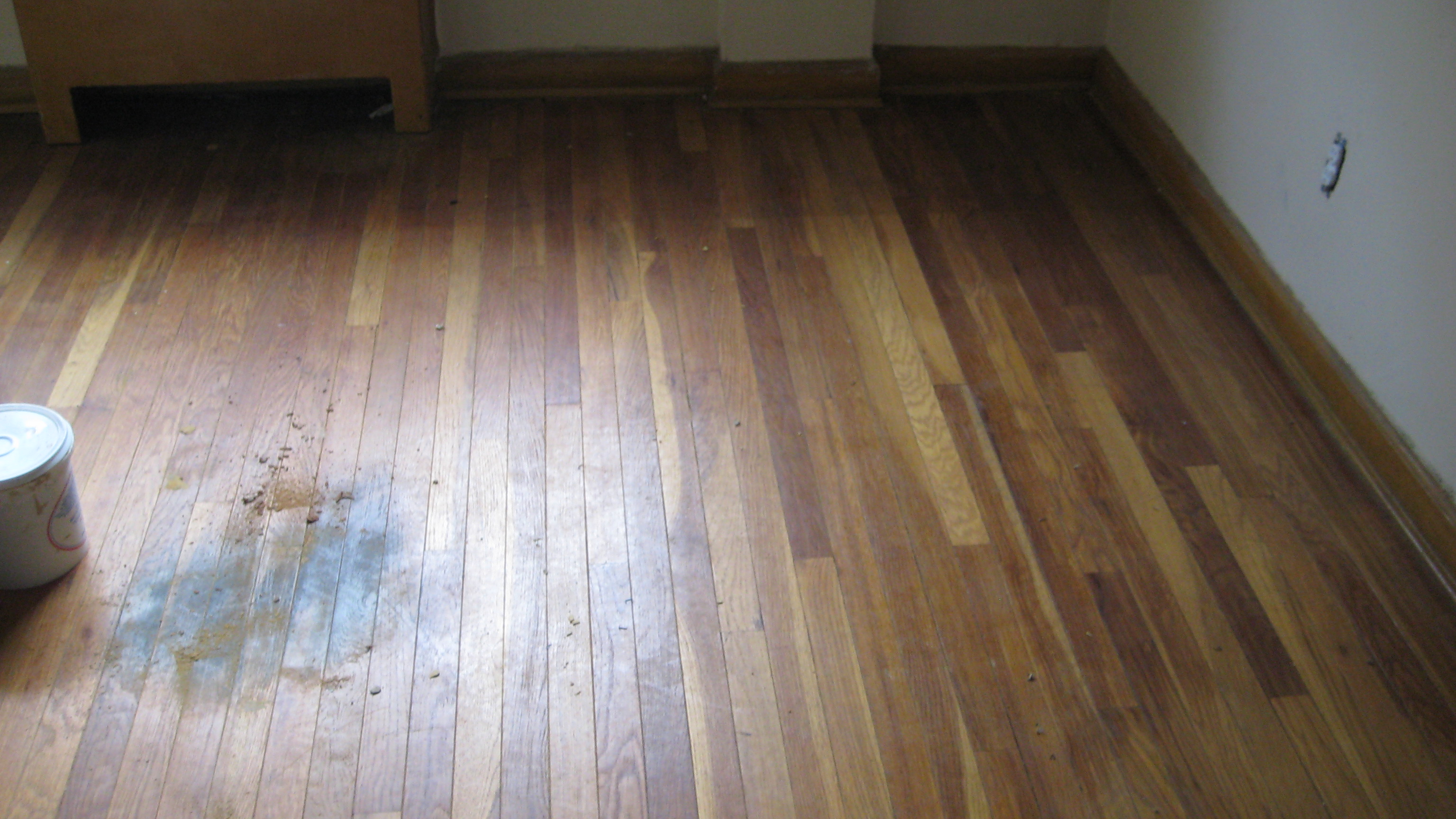 Fixing hardwood floors water damage meze blog for Replacing hardwood floors