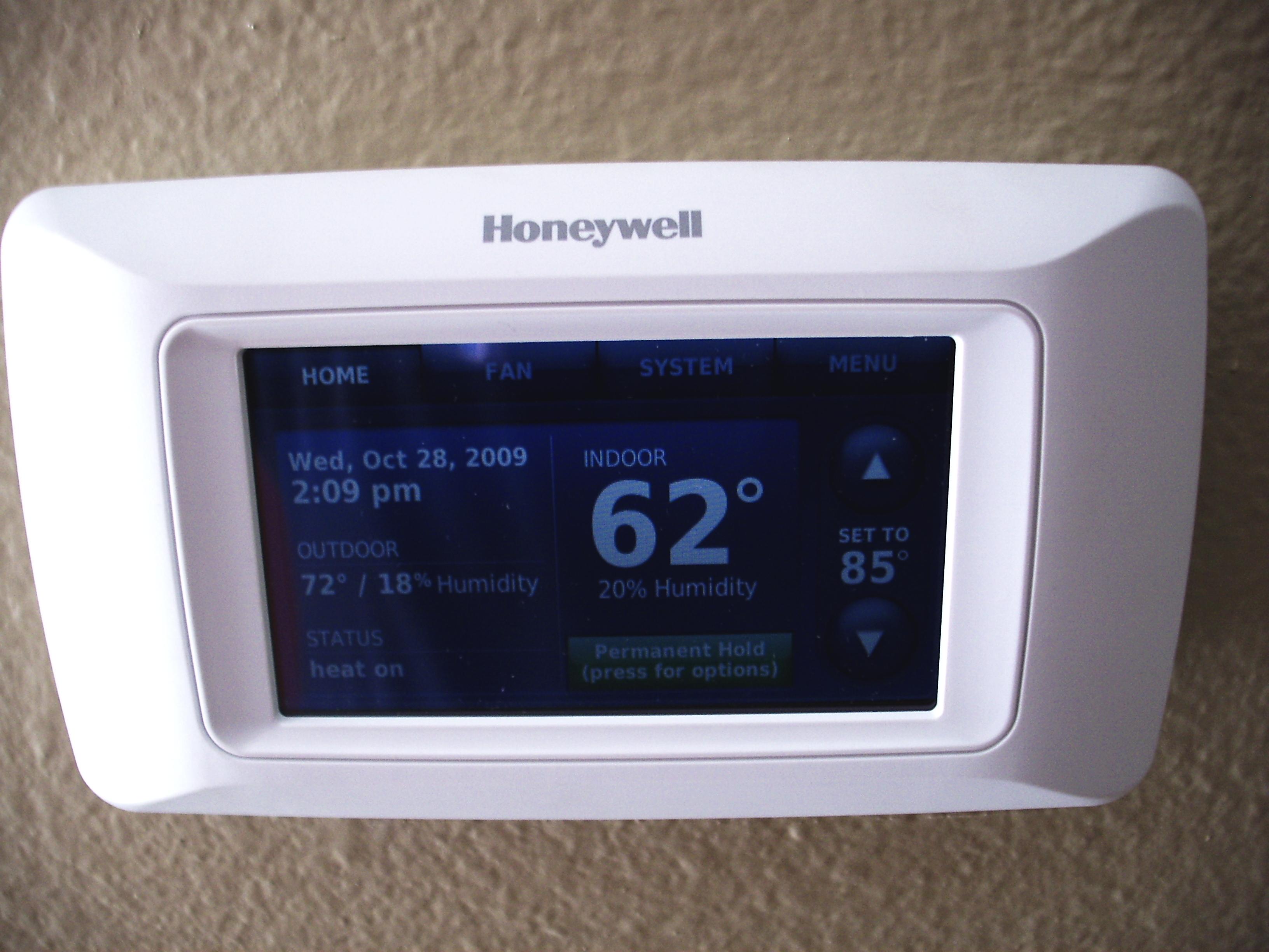 Hi Def Thermostat