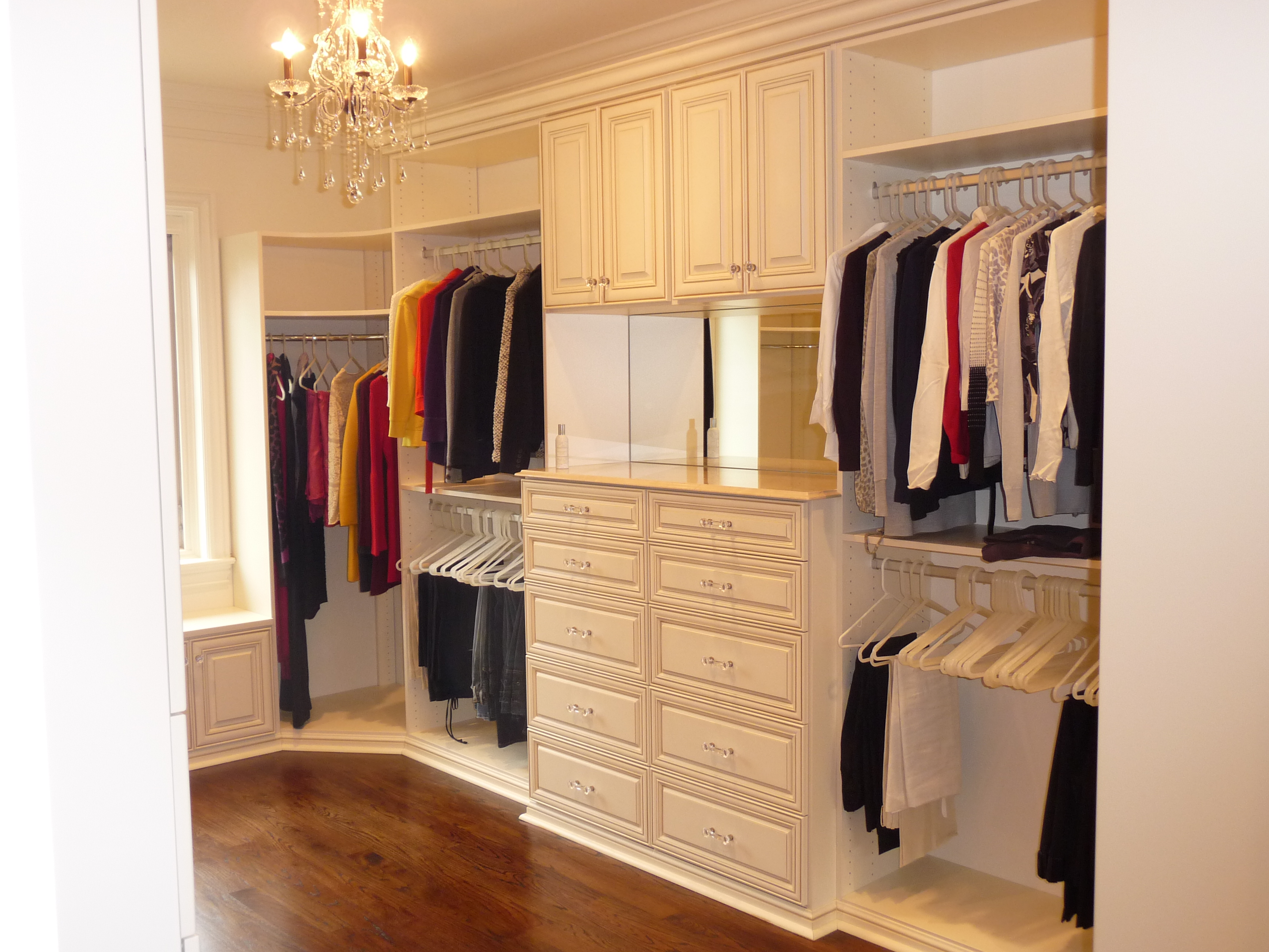 Dream Master Closets Viewing Gallery