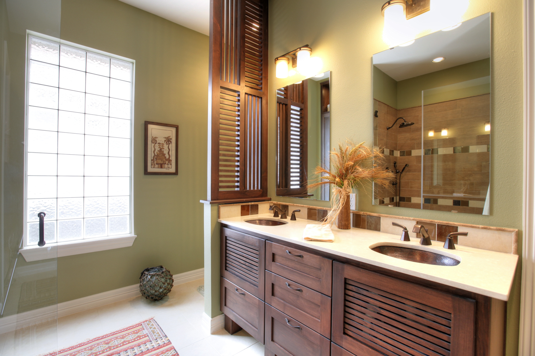 14 great photo of simple master bathroom ideas inspiration for Simple bathroom design ideas