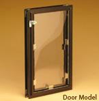 Door Model Cat or Dog Door