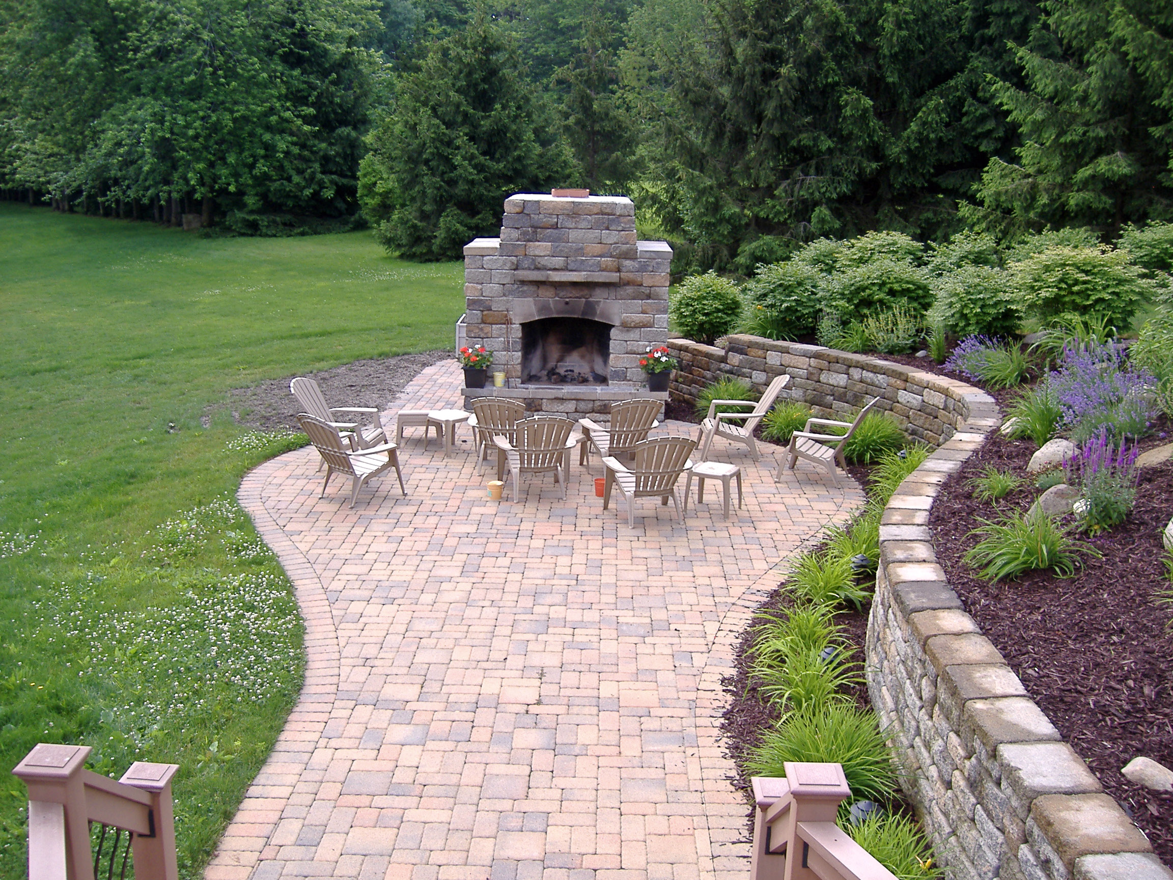Gaining Ground Landscaping Amp Design Cleveland Oh 44109