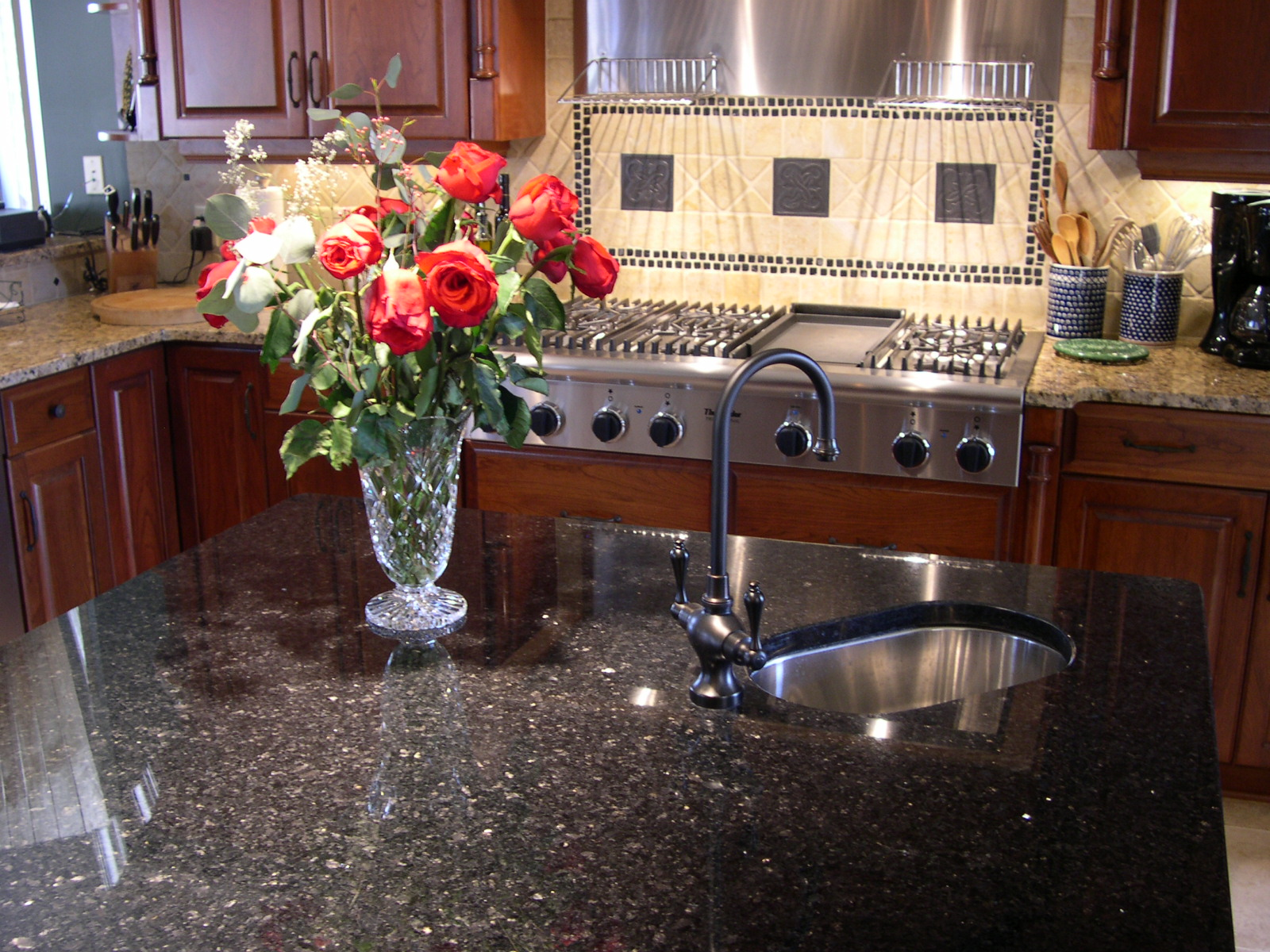 Crowe Counters at Granite Countertop Warehouse
