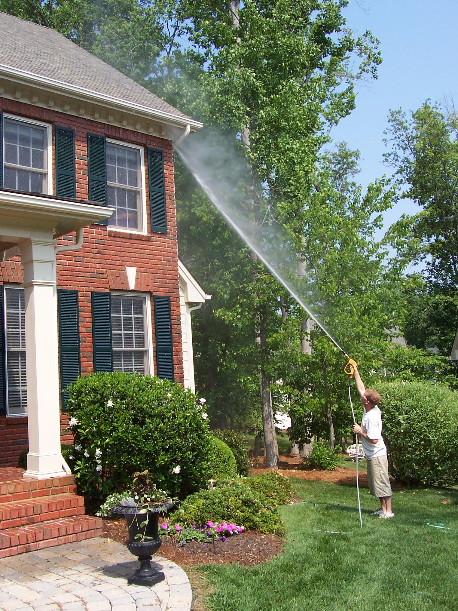 Fairway Window Pressure Cleaning Inc Apex Nc 27502