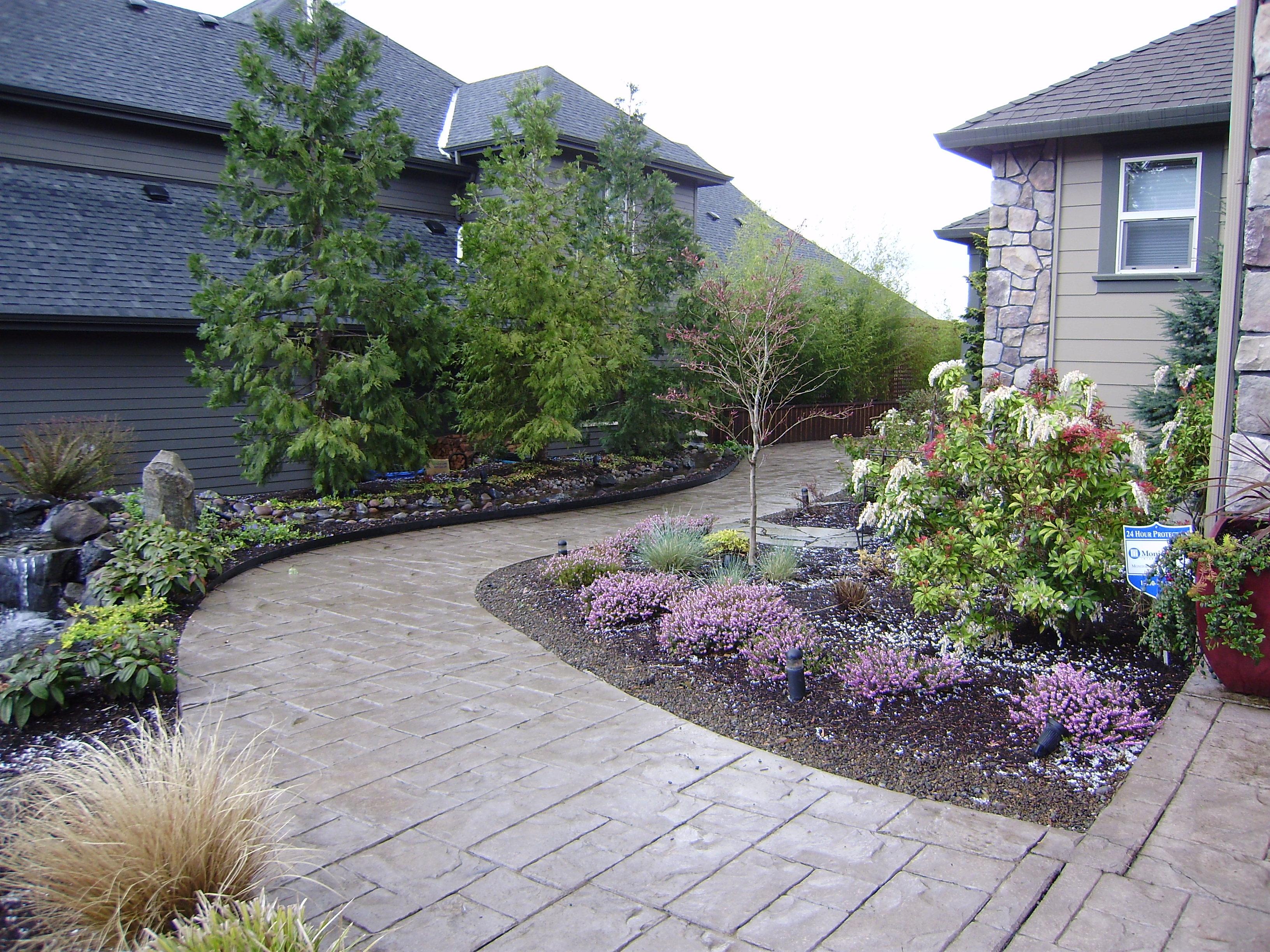 America the beautiful landscape design vancouver wa for Garden design vancouver
