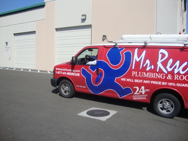 Mr Rescue Plumbing & Drain Cleaning of Santa Cruz