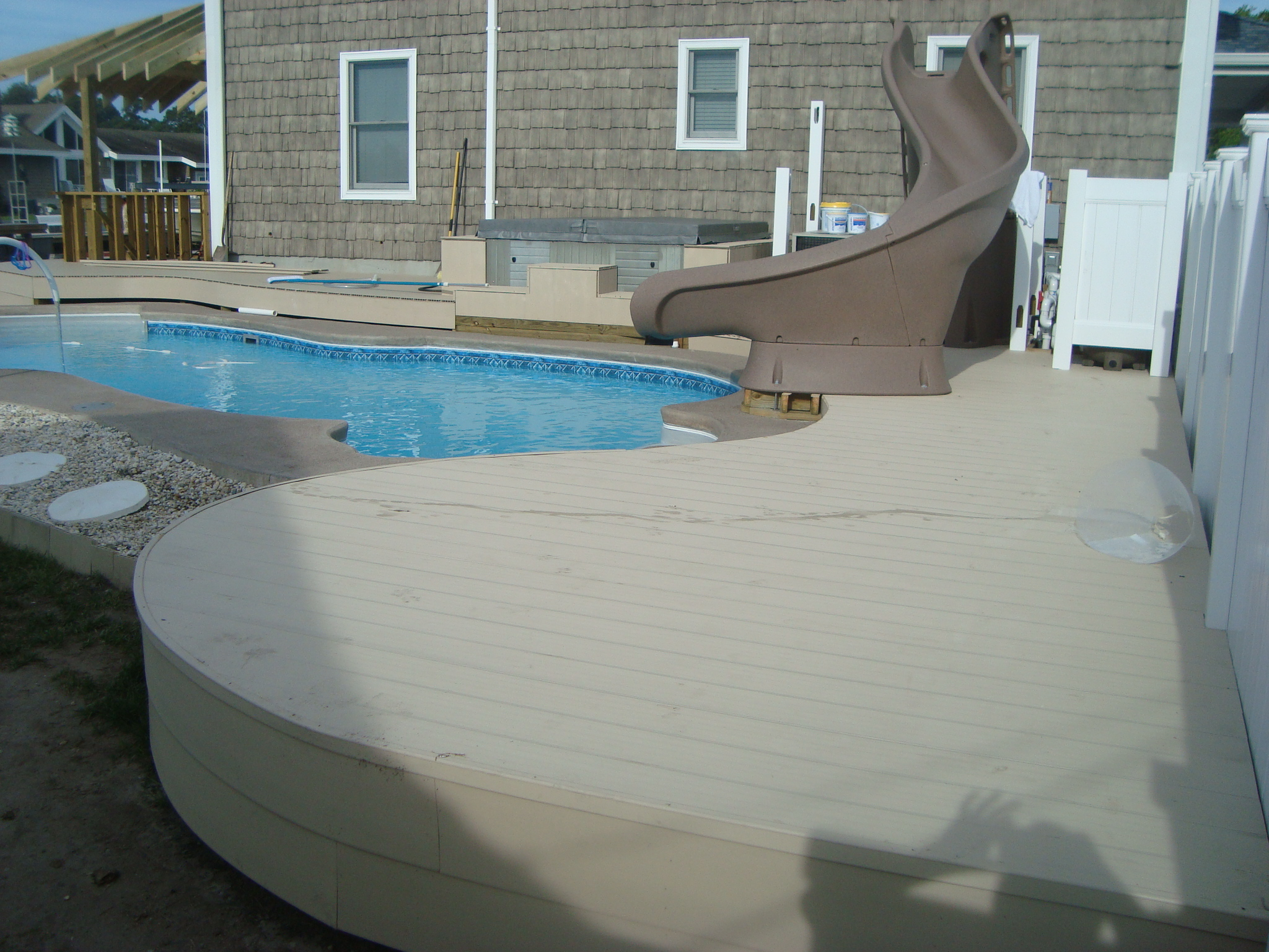 Custom Deck(Millenium Decking)