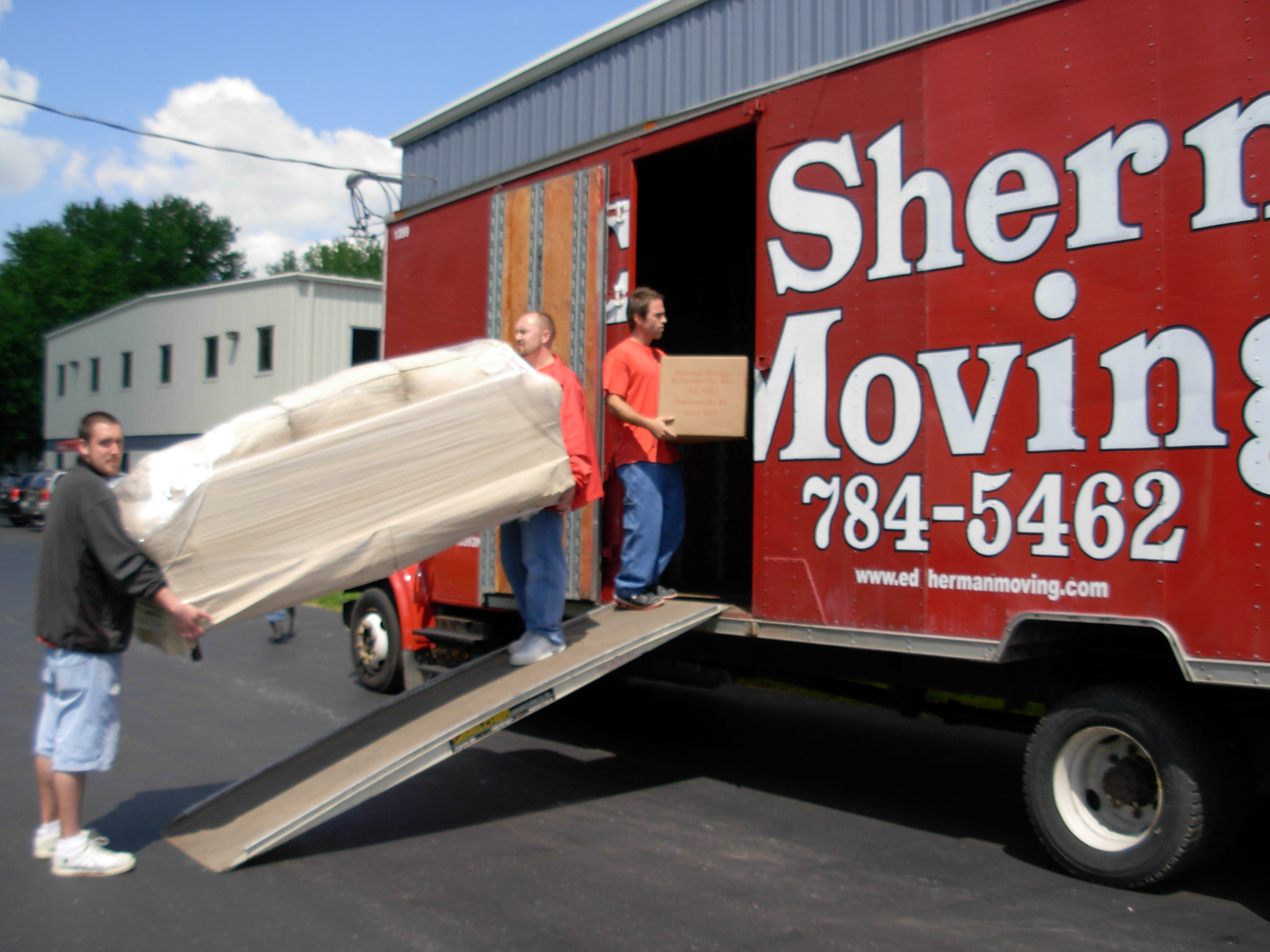 Sherman Moving Amp Storage Company Inc Indianapolis In