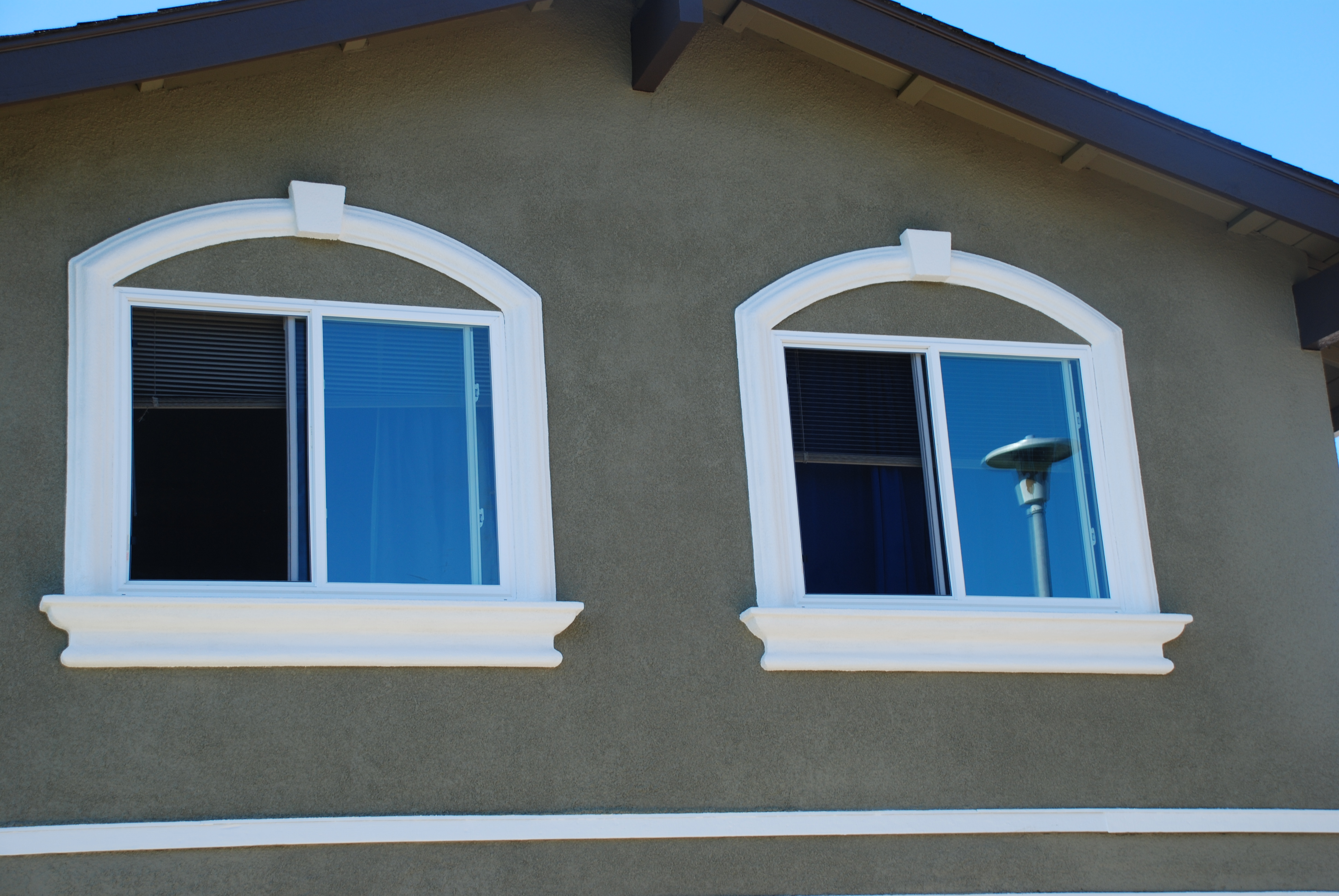 Homepro fair oaks ca 95628 angie 39 s list for Exterior window trim on stucco