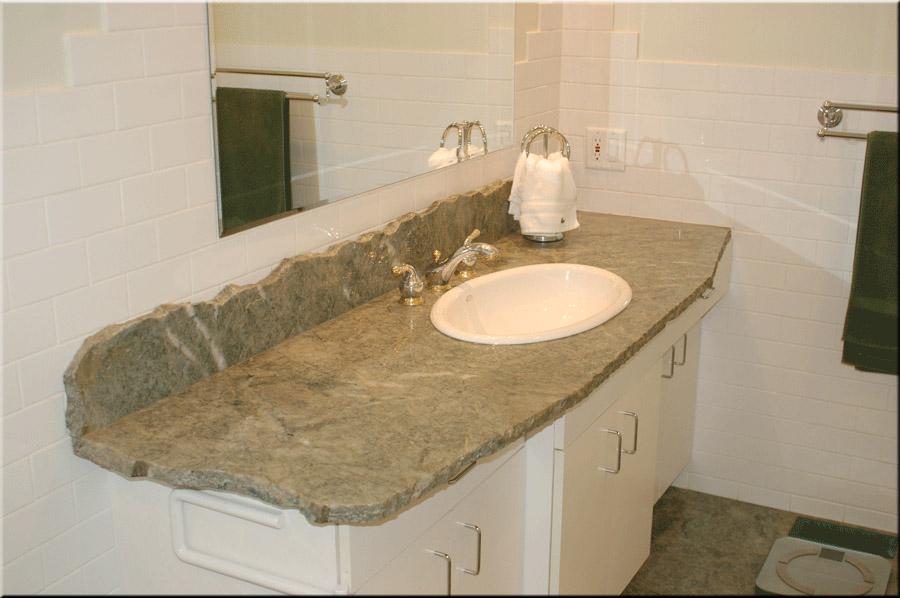 Delta c construction inc lake forest il 60045 angies list - Ceramic tile bathroom countertops ...