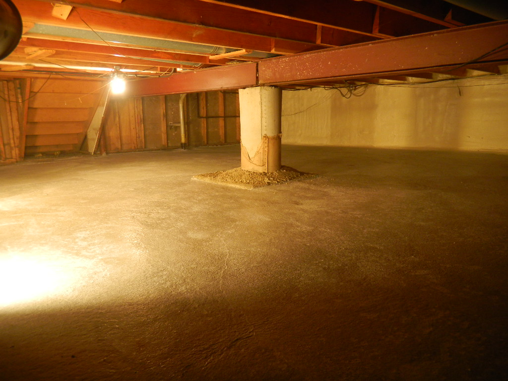 American crawlspace basement corp orland park il for American crawlspace reviews