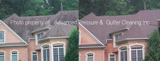 Advanced Pressure Amp Gutter Cleaning Inc Marietta Ga