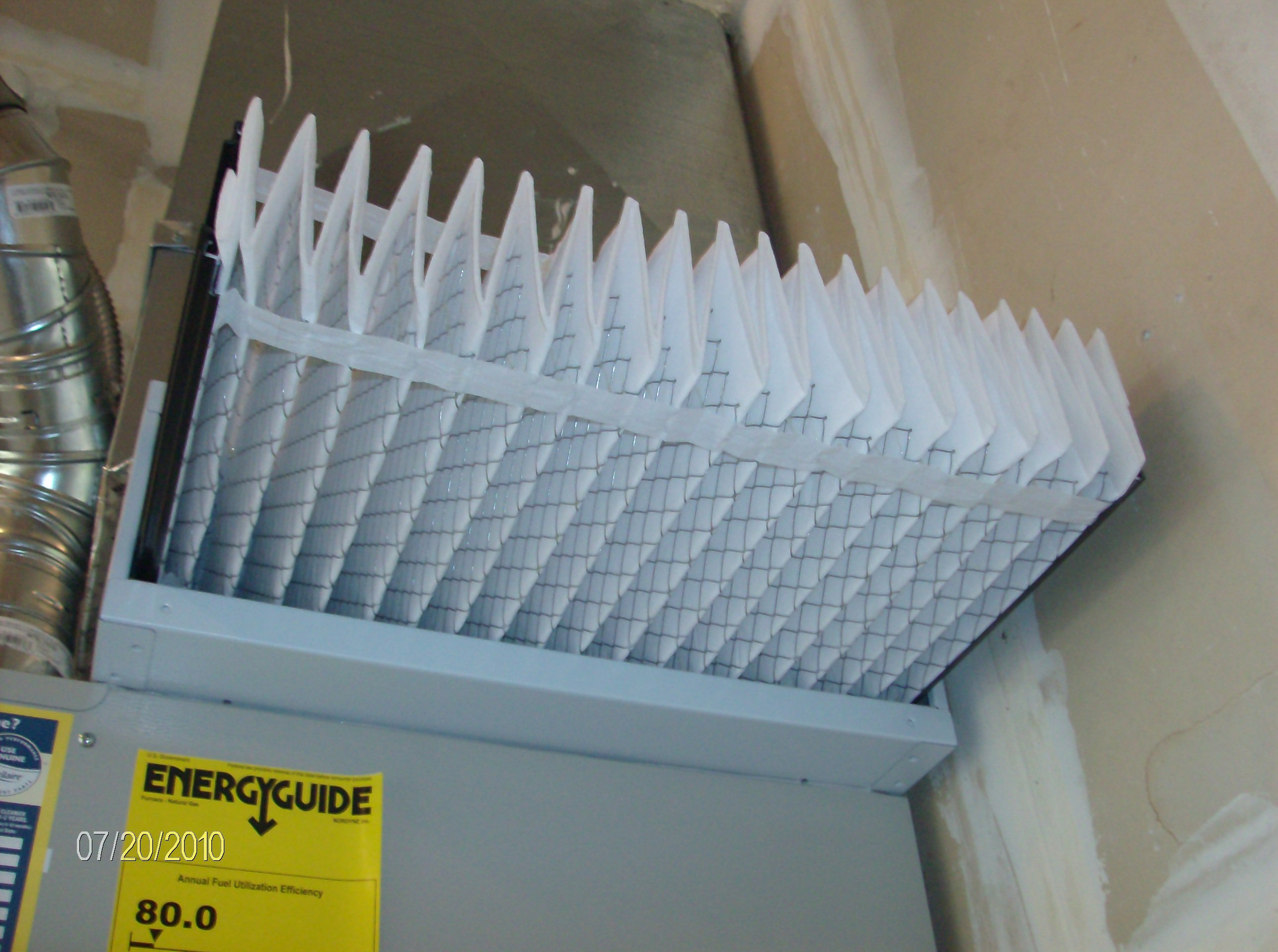 our standard air filter