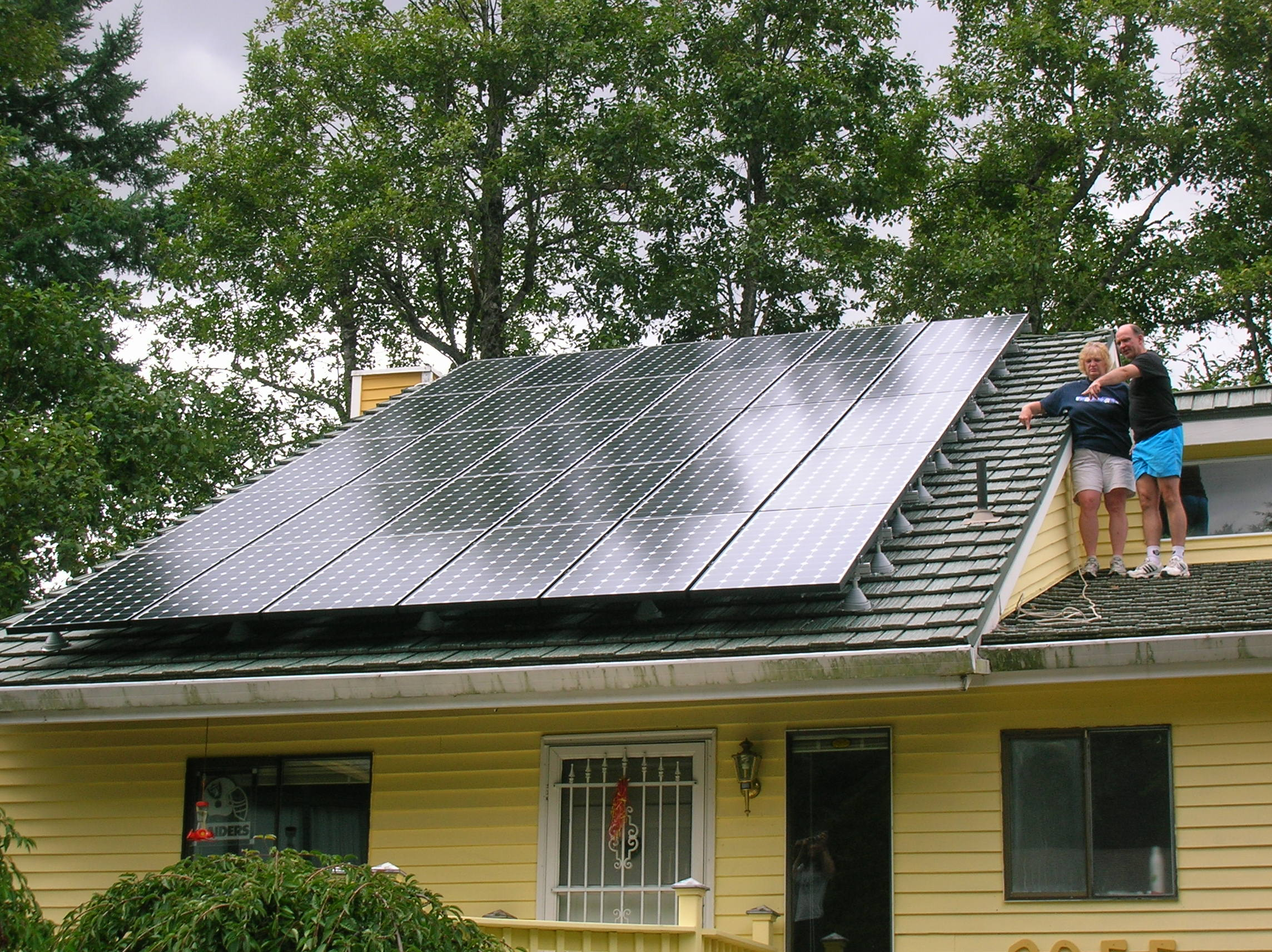 Sunlight Solar Energy Inc Portland Oregon City Or