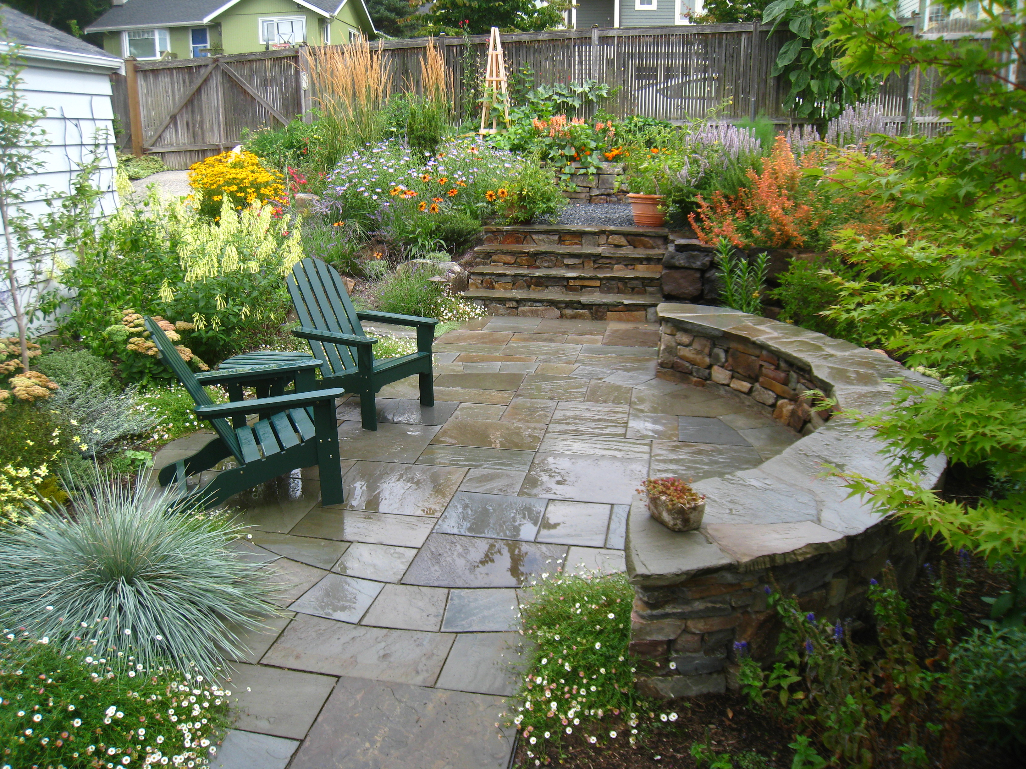Rock solid landscapes seattle wa 98105 angies list for Landscaping rocks seattle