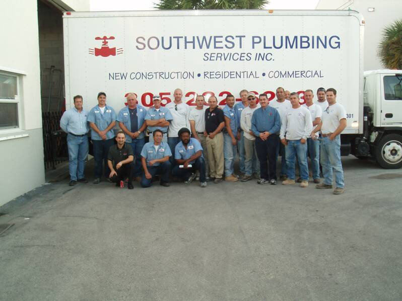 Southwest Plumbing Services Miami Fl 33186 Angies List