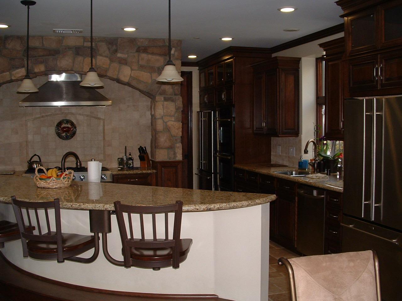 Kitchen Appliances Counterop