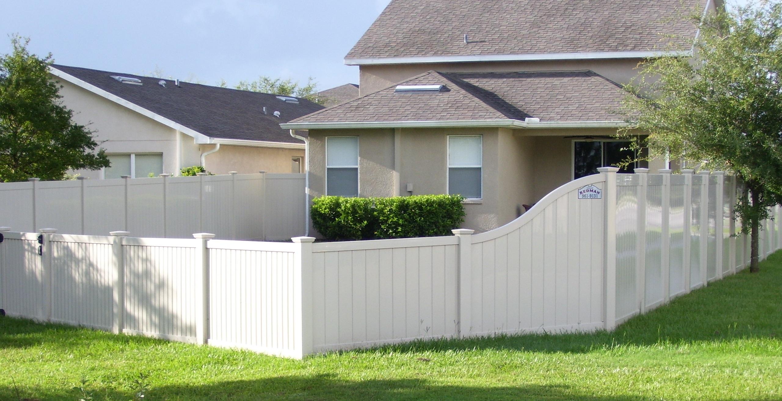 Redman Fence Tampa Fl 33613 Angies List