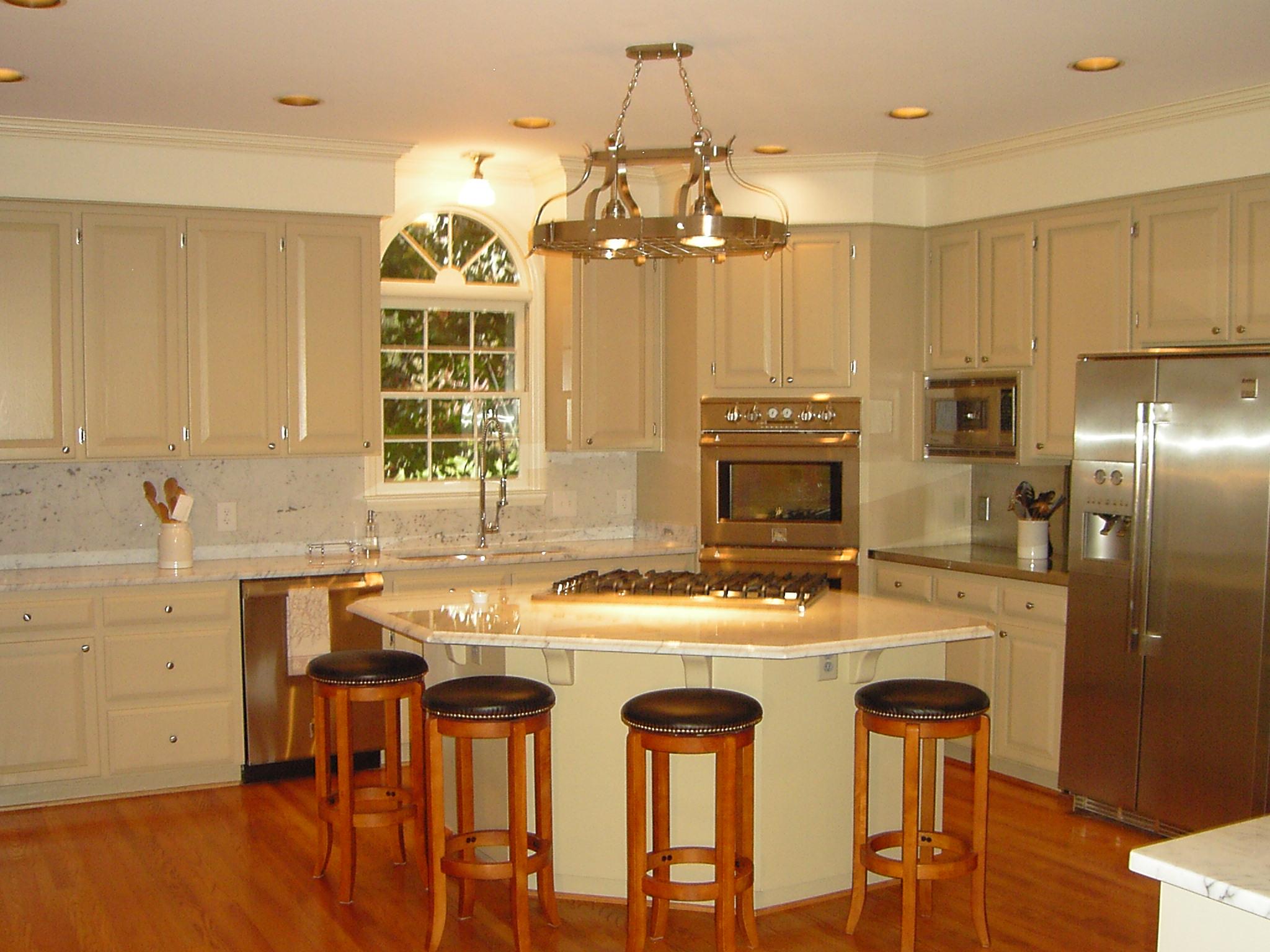 Kitchen cabinets 2009
