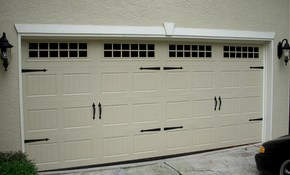 $85 for $125 Toward Any Garage Door Service