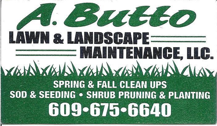 Butto lawn amp landscape maintenance llc cape may court house nj