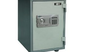 AMSEC ES 149 FIRE AND BURGLARY SAFE