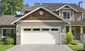 $55 for a Garage Door Tune-up, Lube & Safety...