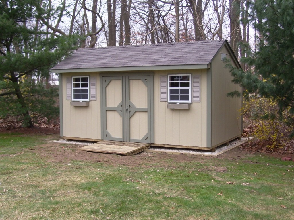 American sheds williamstown nj 08094 angies list for 16x10 garage door