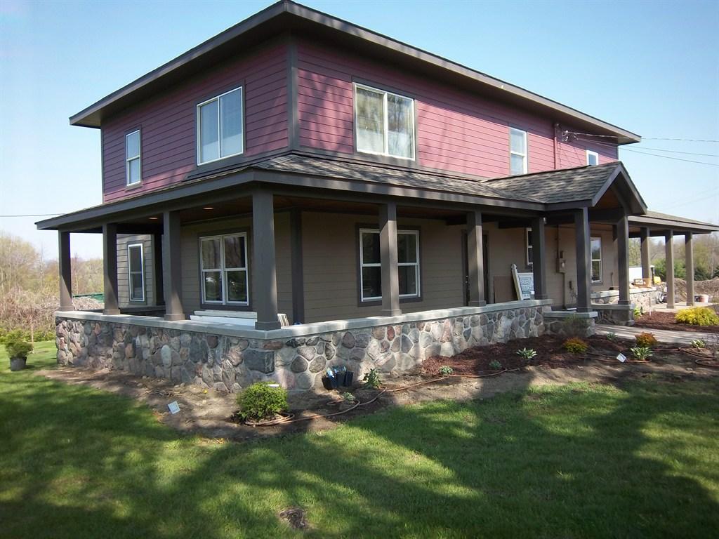 Dexter builders dexter mi 48130 angies list for Concrete home contractors