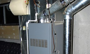 Fall Season Gas Furnace Maintenance Special!...