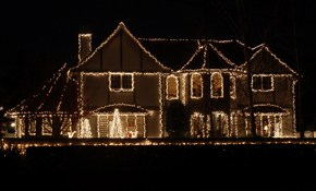 $500 for Holiday Landscape Lighting, Hanging...