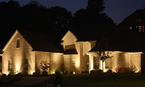 $89 for a Landscape Lighting Service Package
